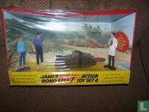James Bond Action Spielzeug-Set # 4