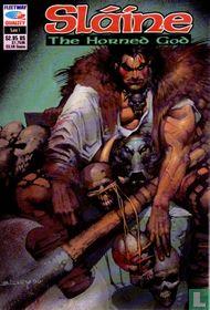 Sláine: The Horned God 1