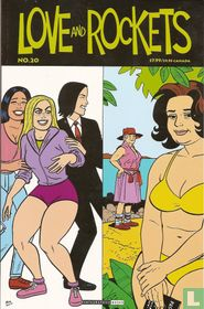 Love and Rockets 20