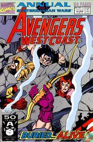 Avengers West Coast Annual 6