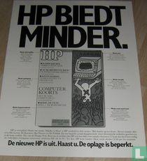HP biet minder