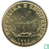 Albanië 10 leke 1996