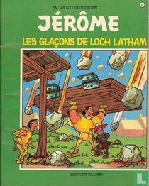 Les glaçons de Loch Latham
