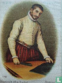 Portrait of a tailor