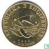 Albanië 20 leke 1996