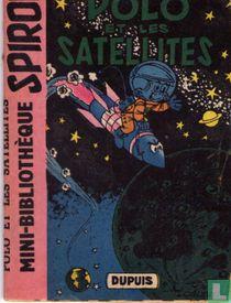 Polo et les satellites