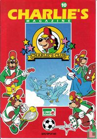 Charlie's magazine 10