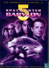 Die komplette Staffel 4 - Die Befreiung van Proxima 5