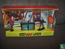 James Bond Action Spielzeug-Set