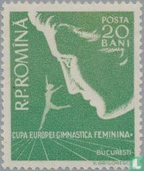 Europacup vrouwengymnastiek