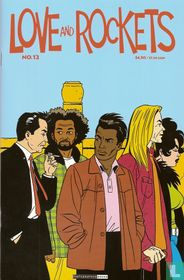 Love and Rockets 12