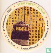 Gerrit Rietveld Academie - Jan Mors