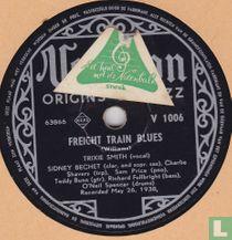 Freight Train Blues