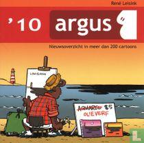 Argus '10 - Nieuwsoverzicht in meer dan 200 cartoons