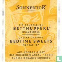 11 Bio-Bengelchen BETTHUPFERL Kräutertee | Cheeky Cherubs BEDTIME SWEETS Herbal Tea