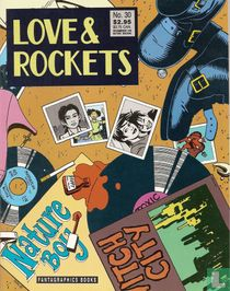 Love and Rockets 30