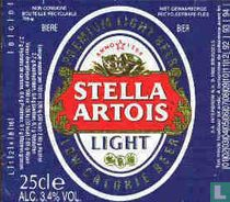 Stella Artois Light