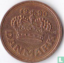 Denemarken 50 øre 1990
