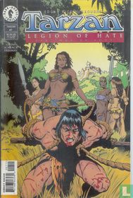 Tarzan: Legion of Hate 1/4