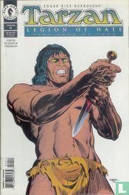 Tarzan: Legion of Hate 4/4