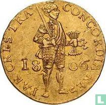 Netherlands ducat 1806 (Utrecht)