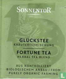 15 GLÜCKSTEE Kräuterteemischung | FORTUNE TEA Herbal Tea Blend