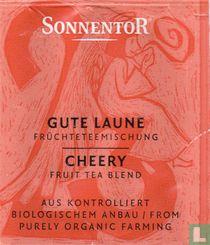 23 GUTE LAUNE Früchteteemischung   CHEERY Fruit Tea Blend