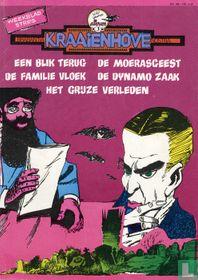 Een blik terug + De moerasgeest + De familie vloek + De Dynamo zaak + Het grijze verleden