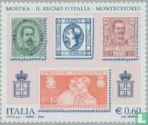 Stamp Exhibition 'Kingdom of Italy'