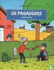 De Pagadders - Onuitgegeven gags