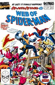Web of Spider-Man Annual 5