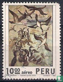 Peruaanse schilderijen