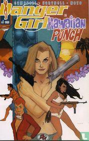 Danger Girl in Hawaiian punch