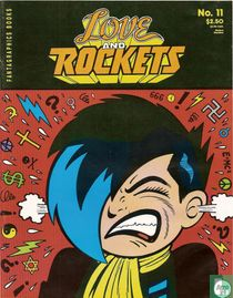 Love and Rockets 11