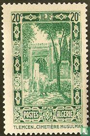 Musulmaans Friedhof in Tlemcen kaufen