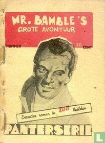 Mr. Bamble's grote avontuur