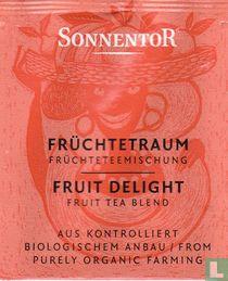 3 FRÜCHTETRAUM Früchteteemischung   FRUIT DELIGHT Fruit Tea Blend