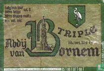 Bornem Abdij Triple