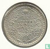 Brits-Indië ¼ rupee 1944 (Bombay)