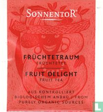 3 FRÜCHTETRAUM Früchtetee   FRUIT DELIGHT Fruit Tea