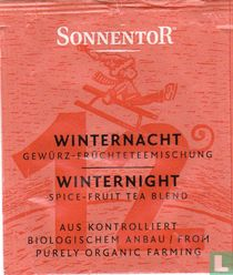 12 WINTERNACHT Gewürz-Früchteteemischung | WINTERTNIGHT Spice-Fruit Tea Blend