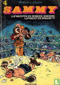 Lijfwachten en bonkige boksers + Lijfwachten en spaghetti