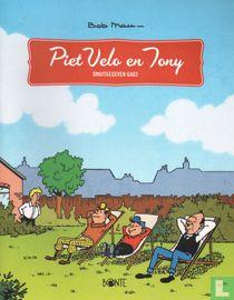 Piet Velo en Tony - Onuitgegeven gags