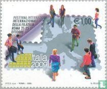 Int. ITALIA 2009 Stamp Exhibition