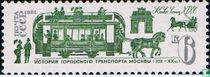 Histoire des transports moscovites acheter