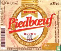 Piedboeuf Blond (33cl)