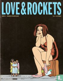 Love and Rockets 40