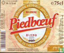 Piedboeuf Blond (75 cl)