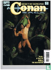 Conan saga 88